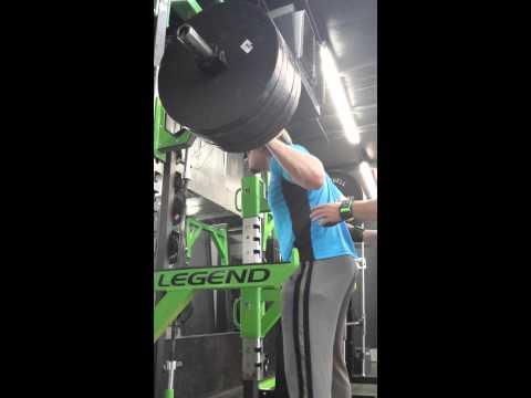 585 squat by chris kimsey