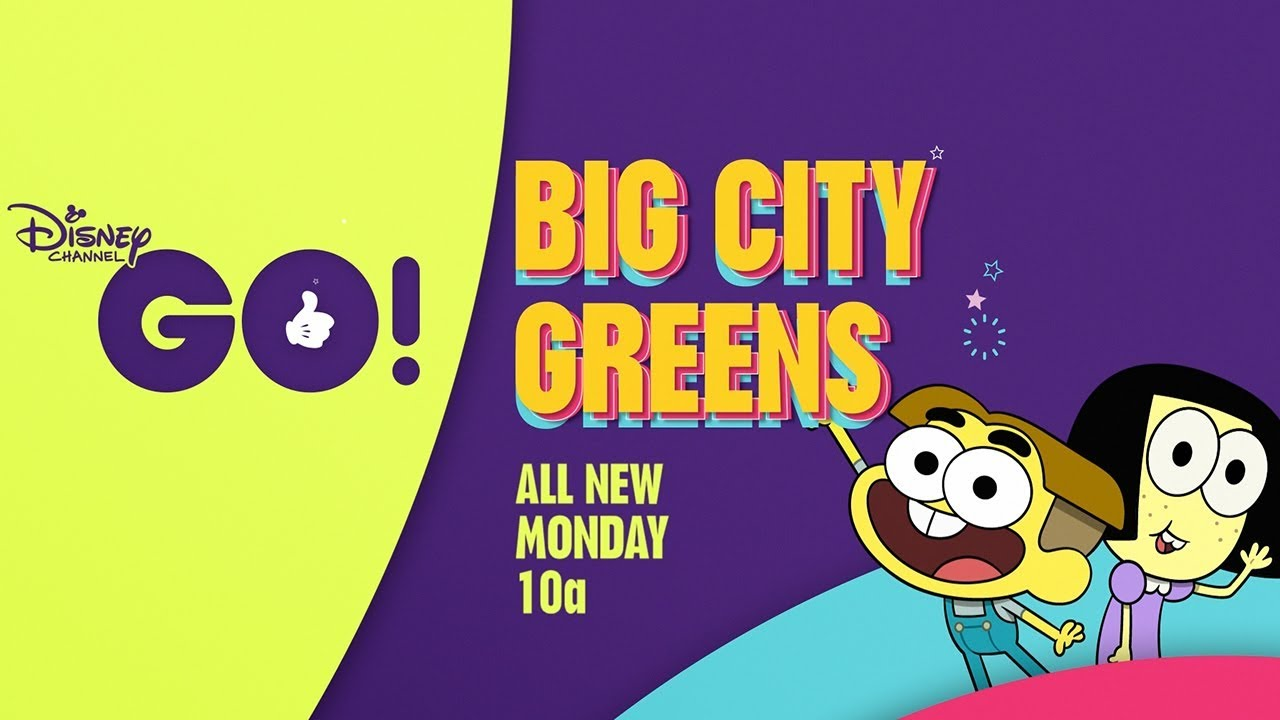 See How It All Started! | Big City Greens | Disney Channel