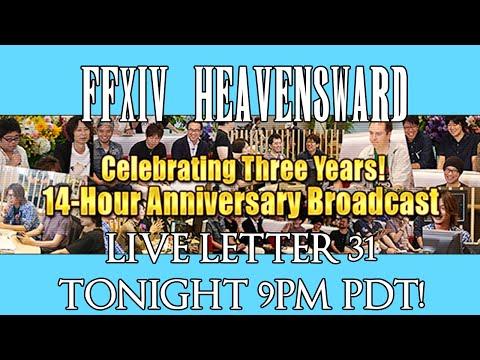 REMINDER: Live Letter 31 Translation TONIGHT (9PM PDT)