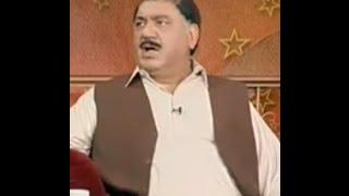 Hasb e Haal - 12 December 2015   Azizi as Raja Riaz