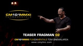 CEM YILMAZ | CM101MMXI FUNDAMENTALS / Sahne 02