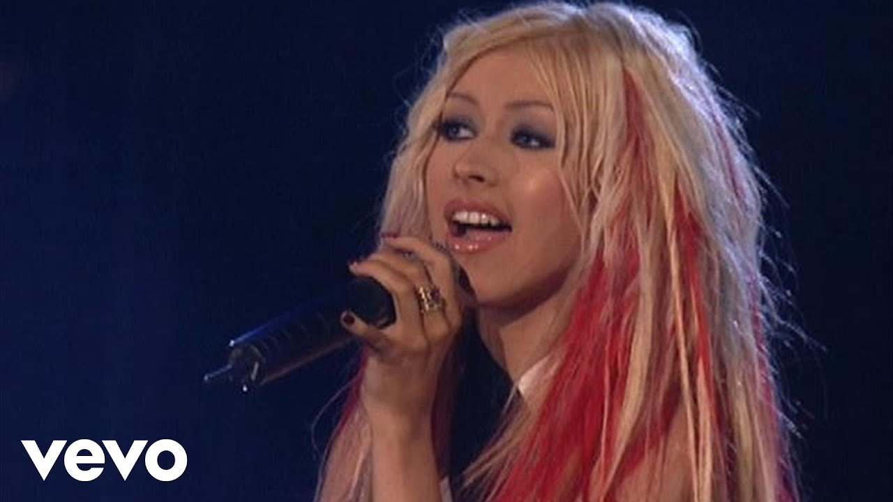 Christina Aguilera - Have Yourself A Merry Little Christmas - YouTube