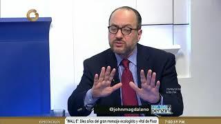 John Magdaleno: Las relaciones entre EEUU y Venezuela están estancándose (Parte 5 de 5)