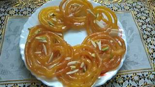 Jalebi Recipe | Homemade Crispy Jalebi Recipe | Halwai Jaisi Crispy Or Juicy Jalebi