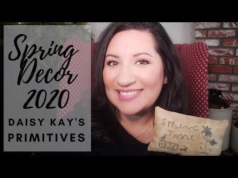 spring-decor-2020-|-daisy-kay's-primitives