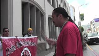 United Native Americans Demanding Reparations From the Hearst Corporation 08/23/2012
