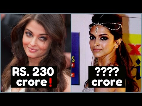 Top 20 Richest Bollywood Actresses And Their Net Worth