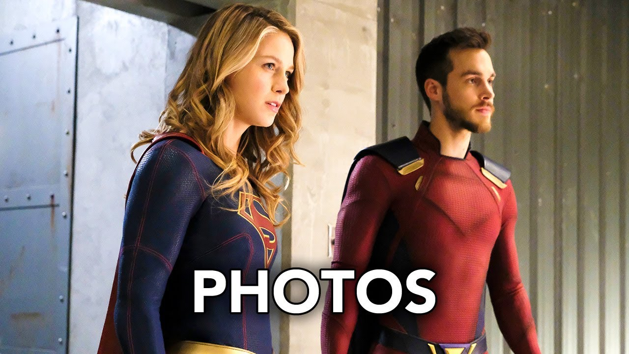 "Supergirl 3x18 Promotional Photos ""Shelter from the Storm"" (HD) Season 3 Episode 18 Photos"
