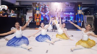 Himig ng Pasko - Paskong Pinoy Ballet Performance of Ballet Dance Academy at District Mall Dasma