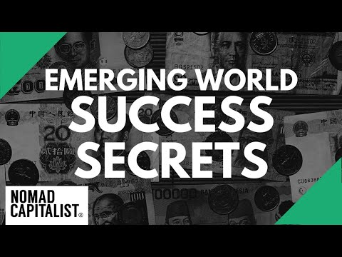 Success Secrets of the Emerging World