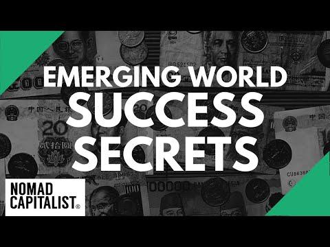 Success Secrets Of The Emerging World