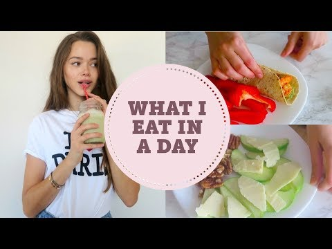 What I Eat In A Day| Model/Mommy/Holistic Nutritionist