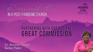 Partnering with God for the Great Commission