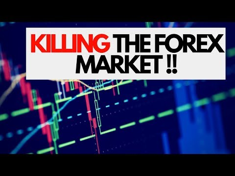 The Art Of Trading - Watch How Professional Forex Traders Kill The Markets