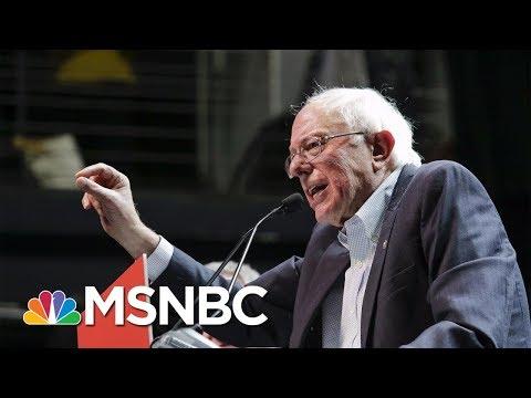 Frmr. Bernie Campaign Manager Jeff Weaver: 'DNC Should Apologize' After Donna Brazile Claims | MSNBC