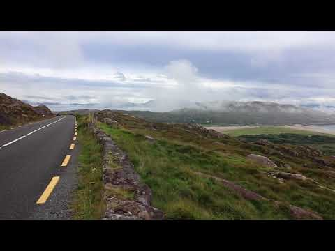 Foggy Wild Atlantic Way (Ring of Kerry and Cliffs of Moher)