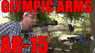 OLYMPIC ARMS AR-15 a better look.