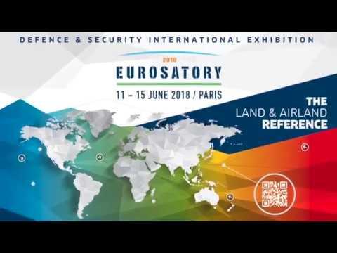 GSSI AU SALON EUROSATORY 2018 *