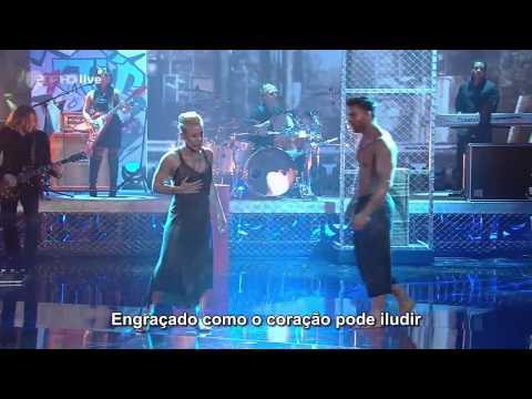 Pink - Try (Live HD) Legendado em PT- BR