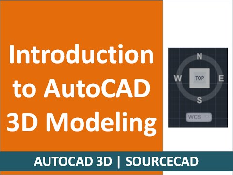 AutoCAD 3D Tutorials