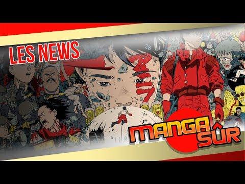 Parc Ghibli, sorties manga, Jojo en Suisse, Japan Expo... C'est les news ! [Ep30#1]