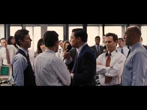 Sales Motivation The Wolf of Wall Street