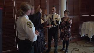 Sheriff Chronister Swearing In Ceremony