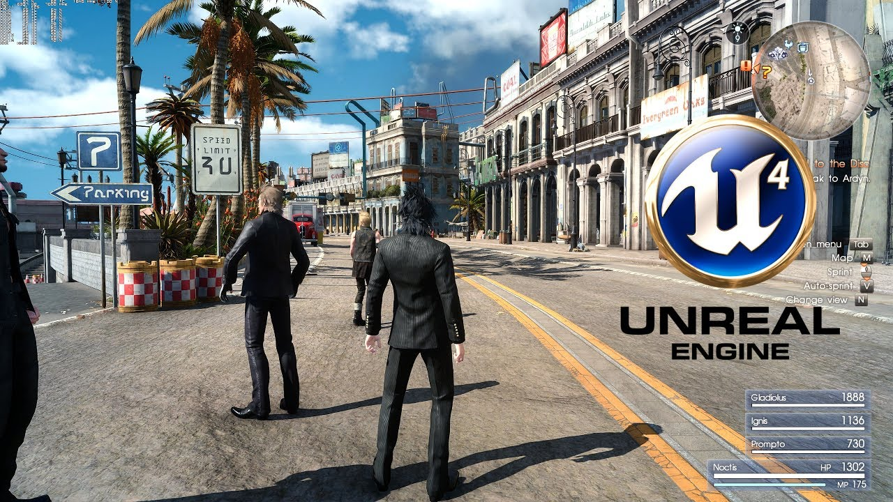 19 39 MB) Top 6 Best Unreal Engine 4 Games for Android and
