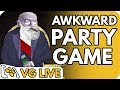 Awkward | Party Game with VideoGamer's Newest Person - VG Live