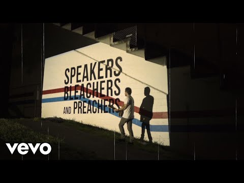 Brandon Lay - Speakers, Bleachers And Preachers (Lyric Video)