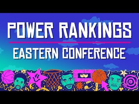 Eastern Conference Power Rankings |  NBA Previewpalooza | The Ringer