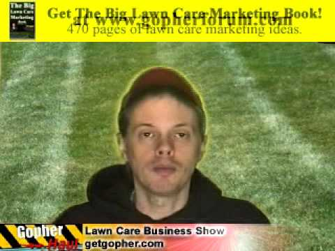 lawn care packages sell