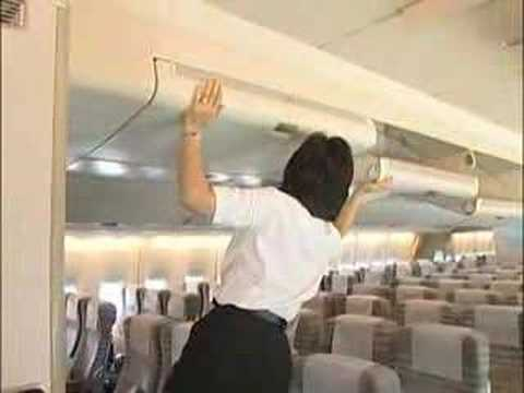 JAL Cabin Attendant (Japanese Version)