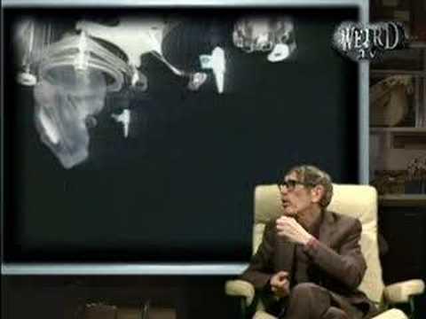 Weird TV Comedy - Dr. Franklin Ruehl PhD