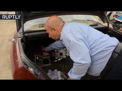 تعرف على سيارة عراقية تعمل بالماء بدل الوقود  - نشر قبل 2 ساعة
