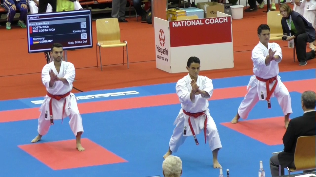 Karate Wm 2021