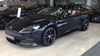2017 New Aston Martin Vanquish S Volante (Convertible) - Exterior and Interior Review