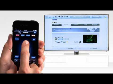 VIERA remote App Version 2.0 - Browse & Share