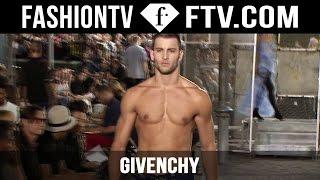 Givenchy Spring/Summer 2016 | Paris Men's Fashion Week | FashionTV
