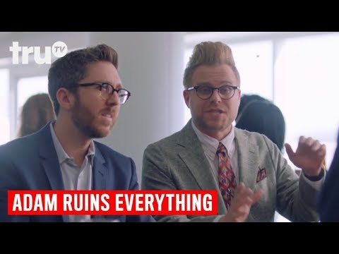 Adam Ruins Everything - How Frequent Flyer Miles Work | truTV