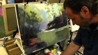 Уроки живописи и рисунка в Москве и Питере, научиться писать маслом, Сахаров