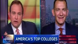Watch Rob Franek live on CNBC