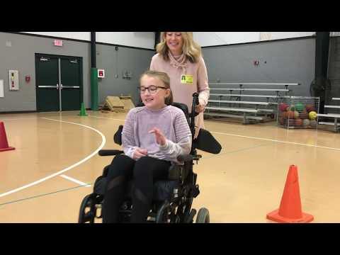 Diverseabilities Day at Vandergriff Elementary School