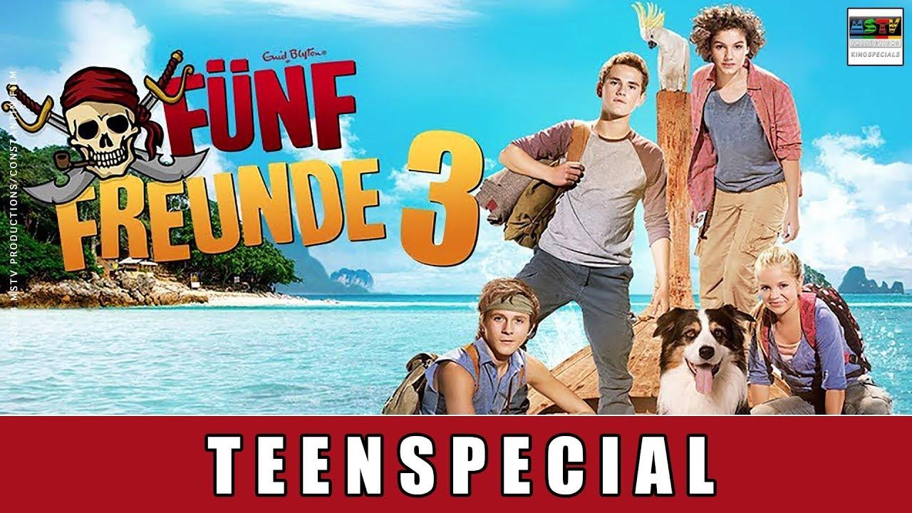Fünf Freunde 3 | Premiere | Special