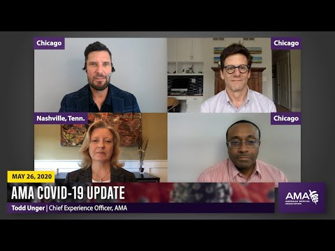 COVID-19 Update For May 26, 2020