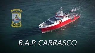 El Más Moderno Buque Oceanografico BOP BAP CARRASCO   Marina de Guerra del Perú