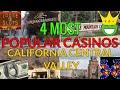 Buffalo Gold- Porterville-Eagle Mountain Casino-Win - YouTube