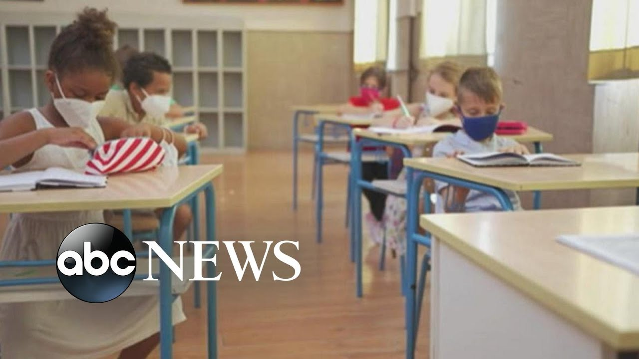 Download ABC News Update: Children set to go back to school as delta variant spreads