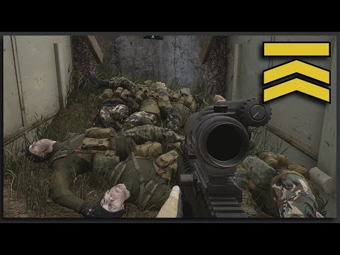 INSANE STREAKS (59 Downs) - Tactical Squad Multiplayer Squad Gameplay (Squad Full Game)