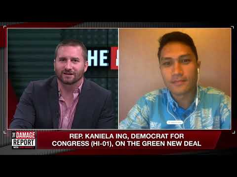 Kaniela Ing EXPLAINS The Green New Deal